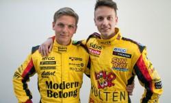 Brovallen Design mönstrar rekordungt STCC-team med Kia som ny partner