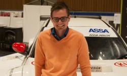 Rasmus Mårthen blir Team Kias fjärde förare