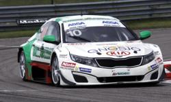 Erik Johansson kvalbäst i Team Kia