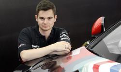 Rasmus Mårthen debuterar i STCC med Team Kia