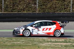 TCR International Series Balance of Performance Test, Adria 1 -
