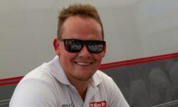 Alex Andersson glad över TCR-inhoppet på hemmaplan
